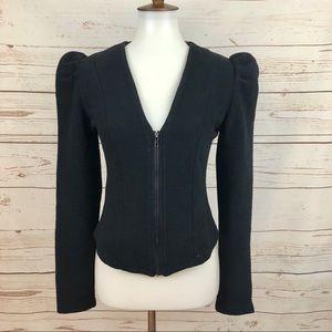 Vintage Nathalia Gaviria Puffy Sleeve Blazer